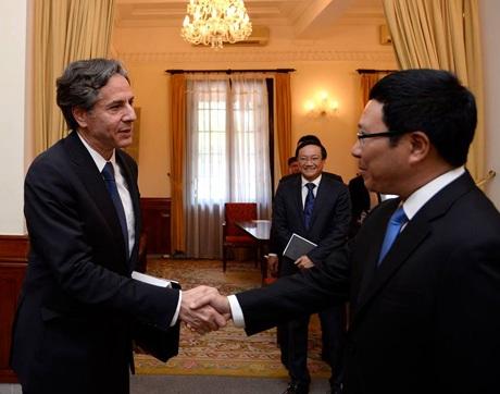 Thứ trưởng Ngoại giao Mỹ: Các hành động của Trung Quốc đi ngược với luật pháp quốc tế