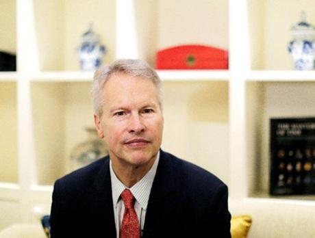 Chủ tịch kiêm Tổng Giám đốc hãng thông tấn AP Gary Pruitt (Ảnh: