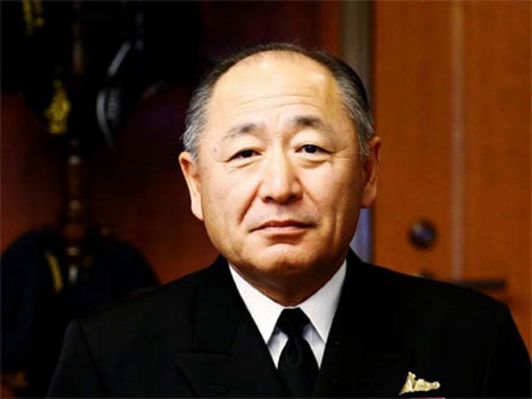 Đô đốc Katsutoshi Kawano (Ảnh: Economic Times)
