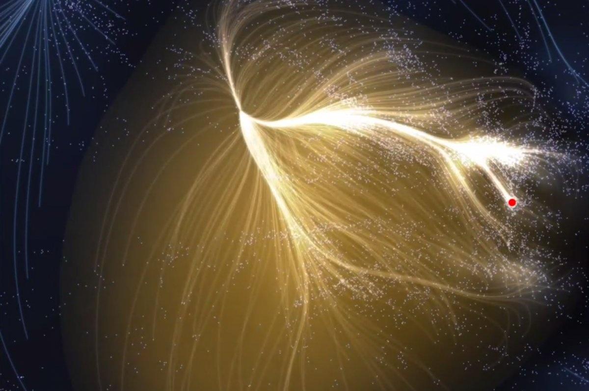 Đối lập với thuyết Vụ Nổ Lớn (Big Bang) tạo nên Trái Đất và hệ Mặt Trời, thì thuyết Vụ Xé Lớn (Big Rip) lại có thể đánh dấu sự diệt vong của toàn bộ dải ngân hà
