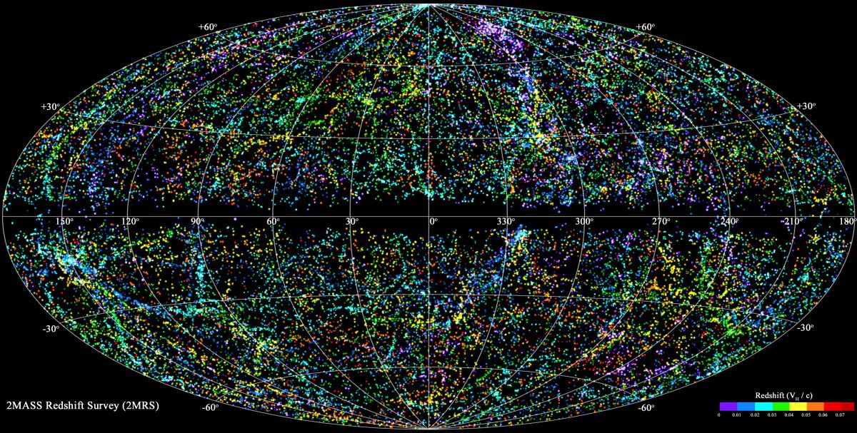 Big Rip nguyên bản là một giả thuyết về số phận cuối cùng của vũ trụ, trong đó các thành phần của vũ trụ, từ các ngôi sao, các hành tinh và các hạt nhân của nó sẽ dần dần bị xé nát bởi sự mở rộng của vũ trụ tại một thời điểm nhất định trong tương lai. Hoặc cả vũ trụ sẽ bị chìm trong tia phóng xạ