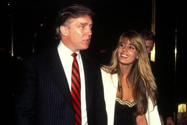 Những kiều nữ xinh đẹp và gợi cảm từng gắn bó với tân Tổng thống Donald Trump - 4