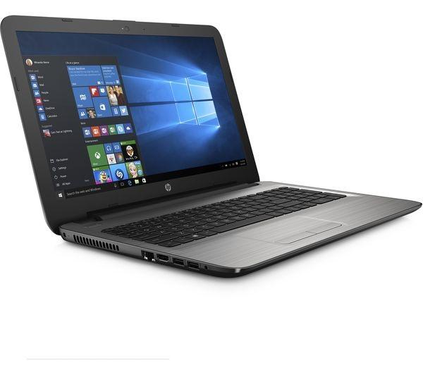 HP 15.6 inch Laptop, silver - Giá gốc £599, nay chỉ còn £399 (giảm 33%)