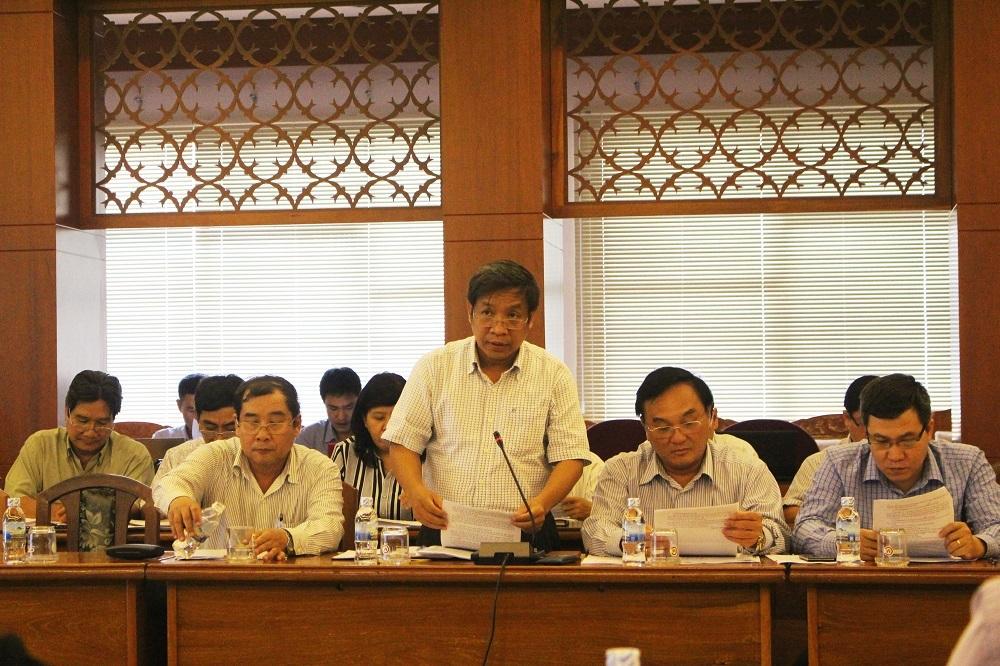 Ông Nguyễn Thái Như Trị, Chánh Văn phòng Ban Chỉ huy PCTT&TKCN tỉnh Khánh Hòa, cho biết, từ đầu tháng 11 tới nay, tỉnh này chịu 4 đợt mưa lũ trên diện rộng