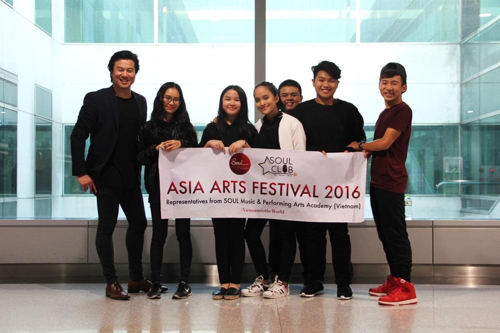 """Các """"con"""" Thanh Bùi đạt giải vàng chương trình nghệ thuật châu Á - Ảnh 3."""