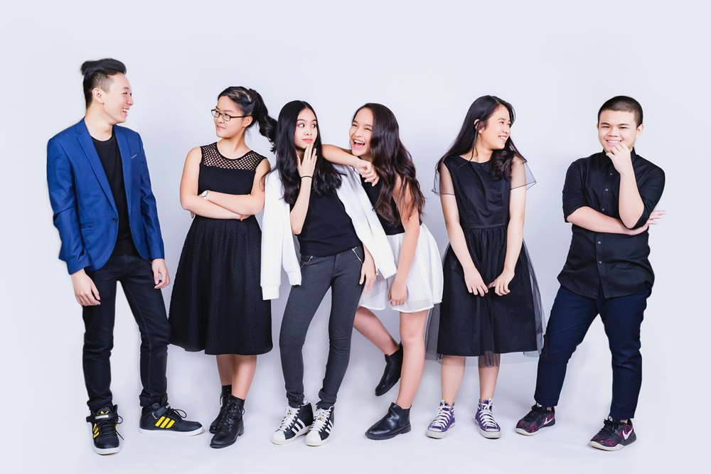 """Các """"con"""" Thanh Bùi đạt giải vàng chương trình nghệ thuật châu Á - Ảnh 5."""