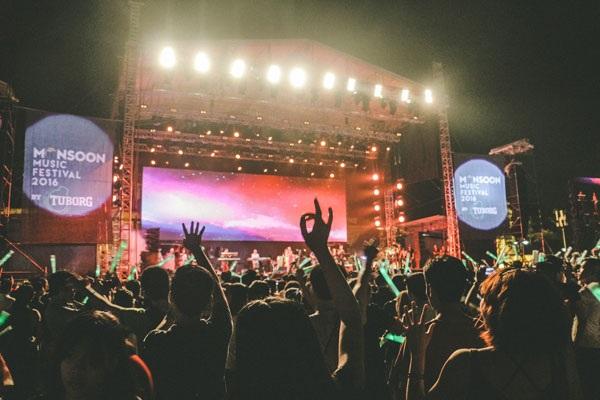 Monsoon Music Festival 2016 - Cuộc tái xuất ngoạn mục của một thương hiệu - 2