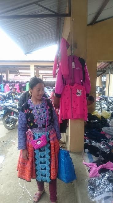 Pà Cò - chợ người Mông những ngày giáp Tết - 2
