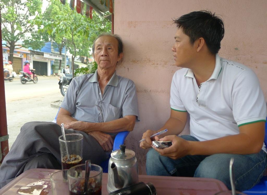 Ông Việt Ân bồi hồi nhớ lại những ngày tháng bị giam ở địa ngục trần gian - nhà tù Phú Quốc