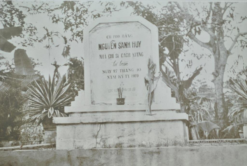 Cuộc đời cụ Phó Bảng Nguyễn Sinh Sắc những ngày ở Đồng Tháp