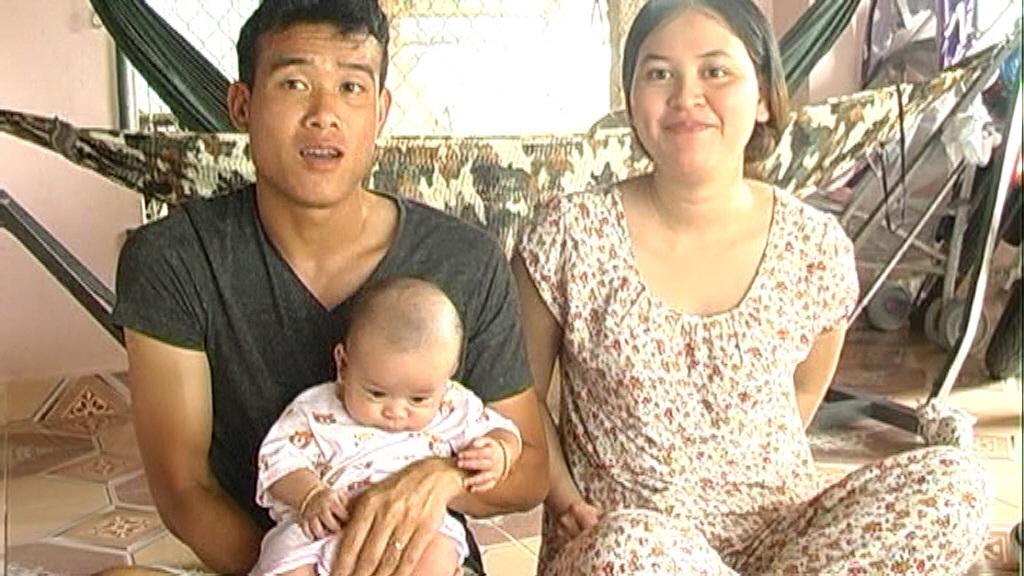 Hiện tại gia đình Thanh Hiền rất hạnh phúc