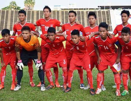 U19 Myanmar bất ngờ đánh bại U19 Nhật Bản