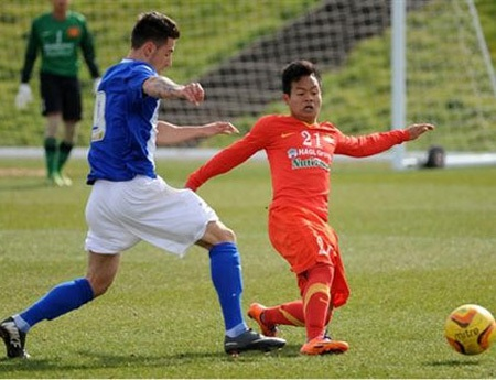 U19 Việt Nam vẫn còn kém nhiều mặt so với các đội bóng châu Âu