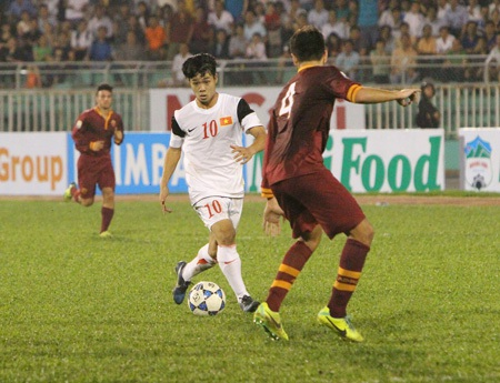 Nếu không có sự bổ sung, U19 Việt Nam khó lòng trở thành một đội tuyển đúng nghĩa, ảnh: Kim Điền