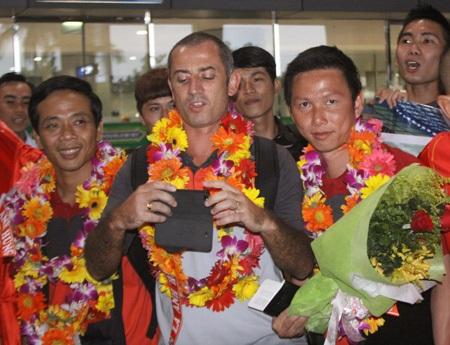 U19 Việt Nam sẽ bổ sung trung vệ và trung phong