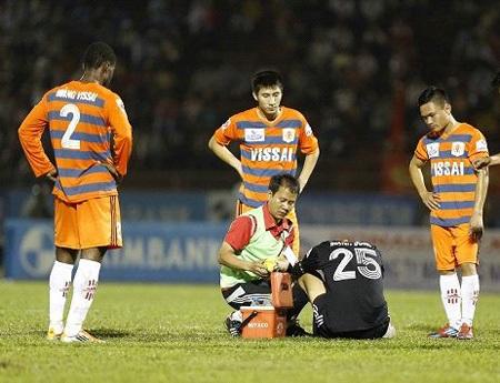 Nghi án dàn xếp tỷ số của V.Ninh Bình là đòn giáng mạnh vào đề án cá cược bóng đá của VFF
