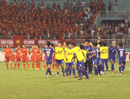 Bóng đá nữ Việt Nam đang tụt hậu so với sự phát triển chung của bóng đá thế giới, ảnh: Trọng Vũ