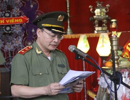 Lãnh đạo TPHCM chia buồn cùng gia quyến Thiếu tướng Phan Văn Xoàn