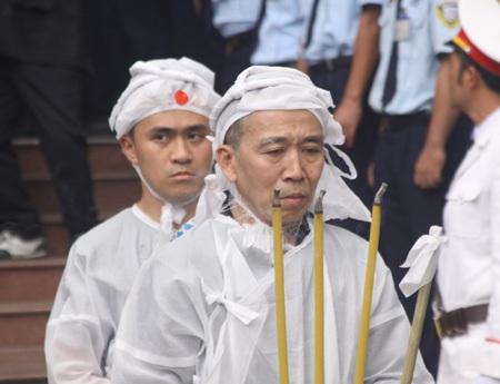 Con trai và cháu nội tướng Phan Văn Xoàn