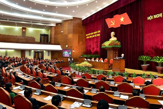 TƯ Đảng thống nhất ra Nghị quyết về tăng cường xây dựng, chỉnh đốn Đảng sau Hội nghị lần thứ 4, diễn ra đầu tháng 10/2016.