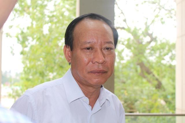 Thượng tướng Lê Quý Vương trao đổi thêm về câu hỏi của đại biểu liên quan việc Trịnh Xuân Thanh trốn thoát ngay trước khi bị khởi tố.