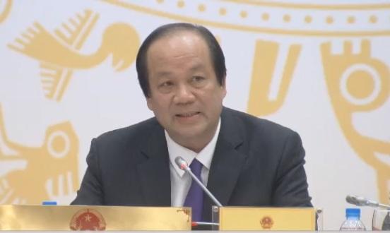Bộ trưởng - Chủ nhiệm Văn phòng Chính phủ khẳng định không có chuyện vụ Sở có 44 lãnh đạo bị chìm xuồng.