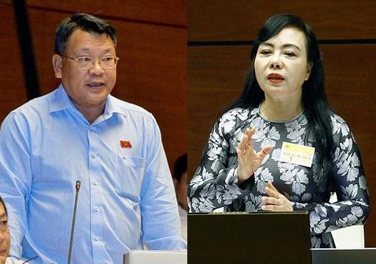 Đại biểu Nguyễn Tạo gửi chất vấn bằng văn bản tới Bộ trưởng Y tế Nguyễn Thị Kim Tiến