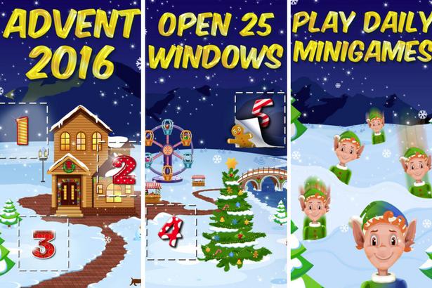 Thêm sắc màu cho Giáng sinh với những ứng dụng di động miễn phí - 3