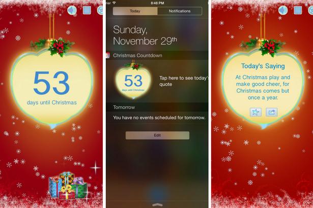 Thêm sắc màu cho Giáng sinh với những ứng dụng di động miễn phí - 4