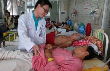 Anh Nam đã ổn định sức khỏe, sắp được xuất viện