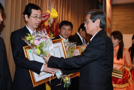 Những cá nhân xuất sắc nhận bằng khen của Thủ tướng Chính phủ
