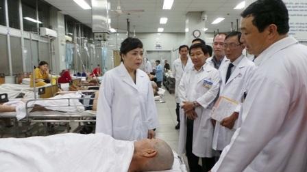 Y tế tư nhân cho rằng cả pháp luật và Bộ Y tế đang thiên vị cho bệnh viện công