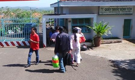 Bệnh viện Nhân Ái nơi tiếp nhận và điều trị bệnh nhân HIV