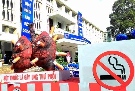 Cuộc tuyên truyền vận động về tác hại của thuốc lá bước đầu mang lại kết quả