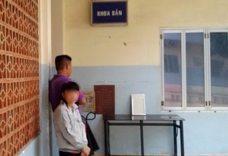 KhoaSản bệnh việnĐa khoa Khu vực Củ Chi nơi xảy ra vụ việc