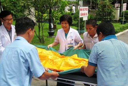 2 bệnh nhân được ghép thận ngày 20/7 sức khỏe đã bình phục tốt