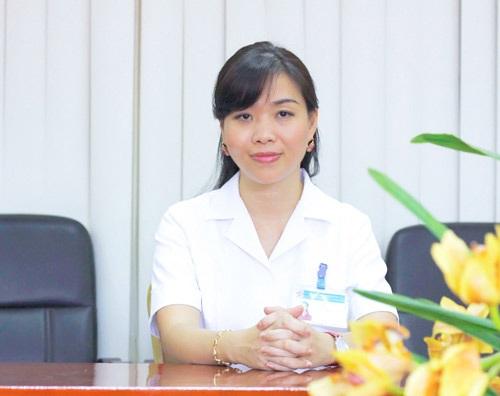 TS.BS Phan Bích Nga – Giám đốc trung tâm khám và tư vấn Viện dinh dưỡng quốc gia Việt Nam