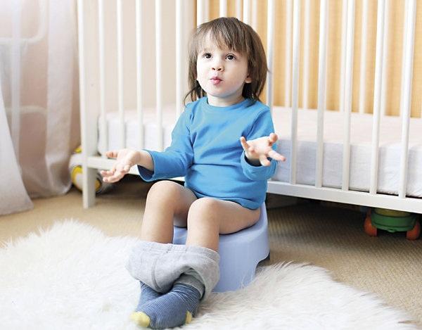 Táo bón là chứng bệnh thường gặp ở trẻ nhỏ