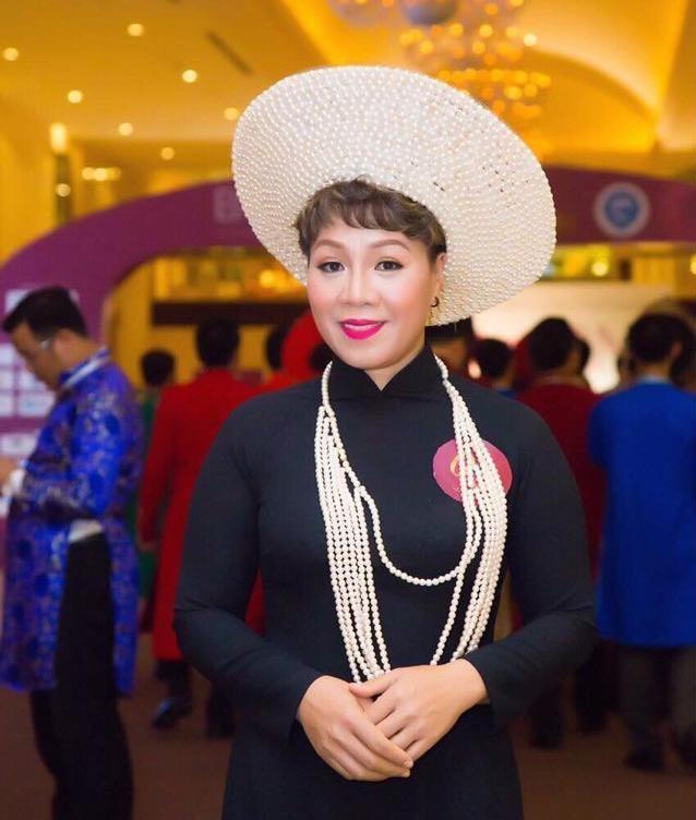 Doanh nhân Bùi Tuyết Mai trở thành Á Quân Top Face BNI Việt Nam 2017