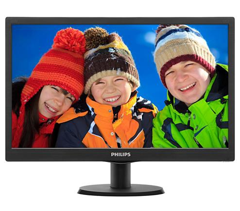 203V5LSB2 - màn hình LED 19.5 nhỏ gọn kết hợp với VESA mount
