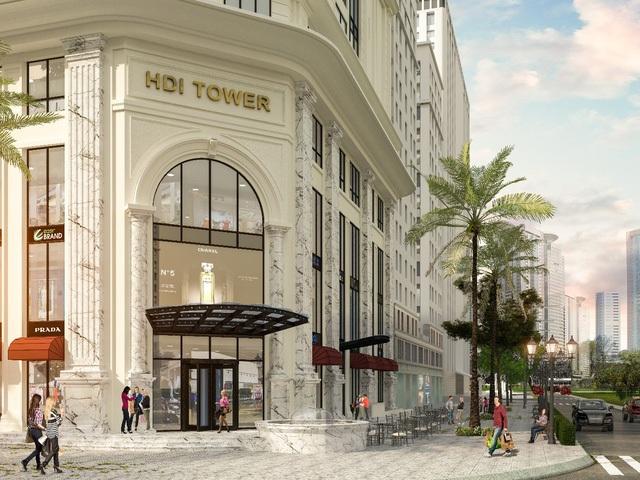 HDI Tower 55 Lê Đại Hành sẽ là sự lựa lý tưởng cho các hộ gia đình, người nước ngoài sinh sống và làm việc tại Hà Nội mong muốn một cuộc sống đẳng cấp và thượng lưu.
