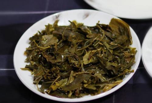 Bã trà xanh (Ảnh minh họa)