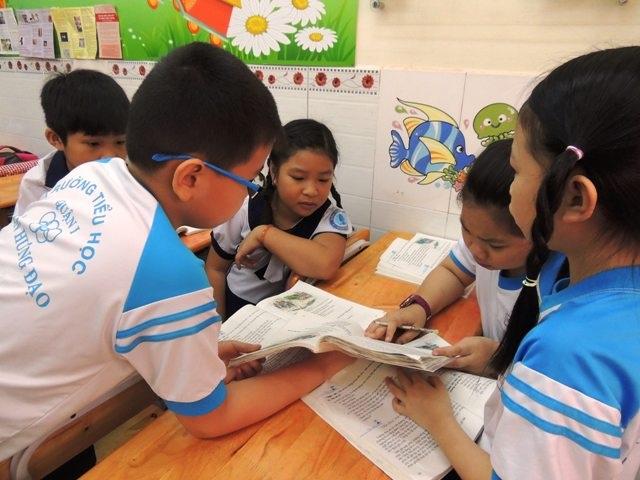 Toàn bộ học sinh lớp 3 ở TPHCM sẽ tham gia khảo sát năng lực bằng hình thức trắc nghiệm