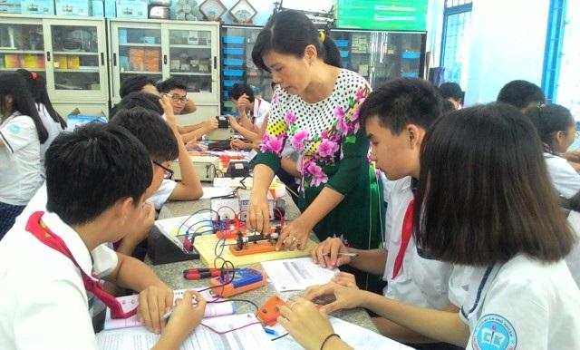 Giáo viên ở quận Phú Nhuận, TPHCM có mức thu nhập cao nhất là trên 15 triệu đồng/tháng
