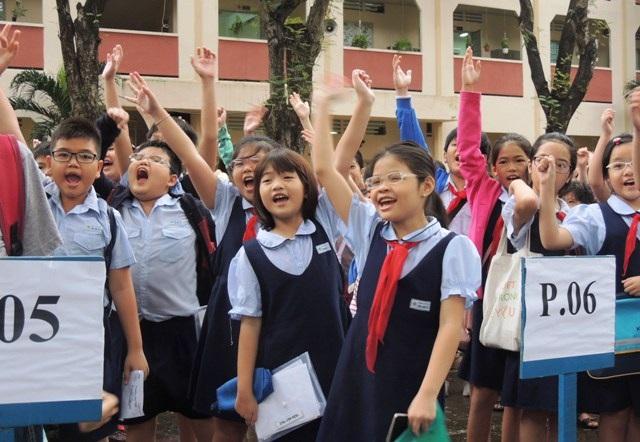 30.000 học sinh tiểu học tham gia cuộc thi TOEFL Primary Challenge để chọn ra 100 em xuất sắc nhất