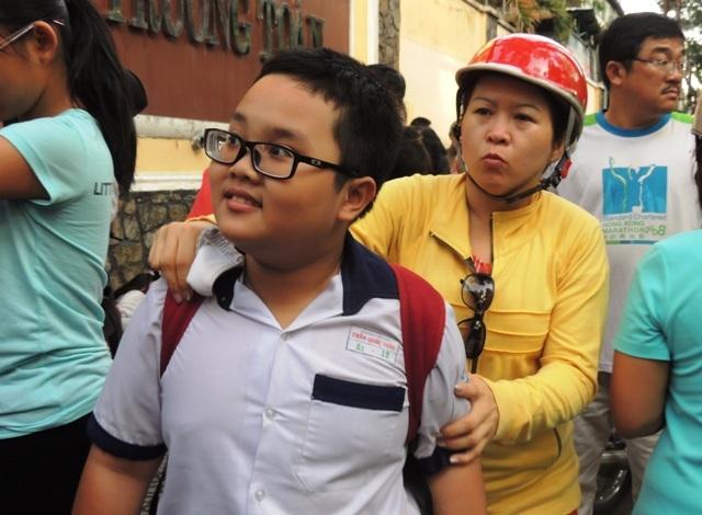 Phụ huynh Việt coi trọng việc giáo dục con nghe lời cũng như tập trung để đạt thành tích trong học tập (Ảnh minh họa)