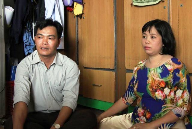 12 năm đi dạy ở vùng sâu vùng xa của thành phố, thầy Chu Huỳnh Lâm cùng gia đình đang phải tá túc trong ký túc xá dành cho học sinh