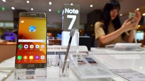 Samsung đã chính thức ra thông báo dừng sản xuất sản phẩm Note7 từ 12/10