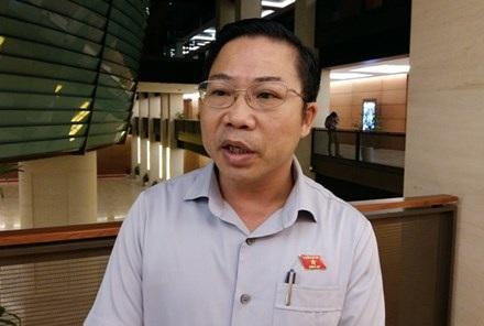 Đại biểu Quốc hội Lưu Bình Nhưỡng (ảnh: XH)