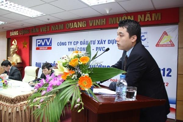 Ông Trương Quốc Dũng, cựu Chủ tịch HĐQT PVV